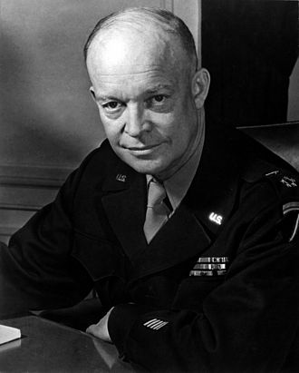Commanding General, United States Army Europe - Image: General Dwight D. Eisenhower