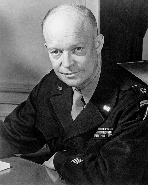"""""""Ike"""" Eisenhower"""