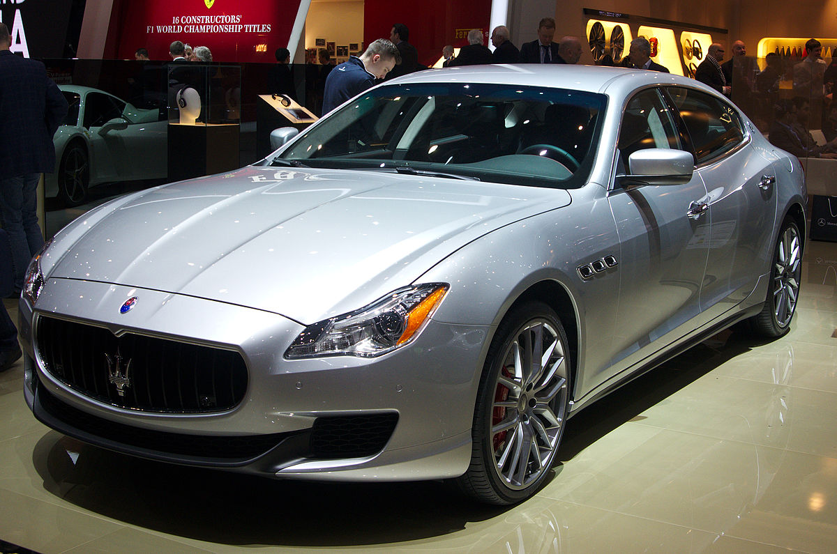 maserati quattroporte 2013 wikipedia. Black Bedroom Furniture Sets. Home Design Ideas