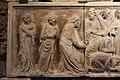 Genoa. Diocesan Museum. Tomb of Cardinal Luca Fieschi. Lupo di Francesco. C. 1336 (2).jpg