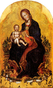 Gentile da fabriano, Madonna with Child, perugia.jpg