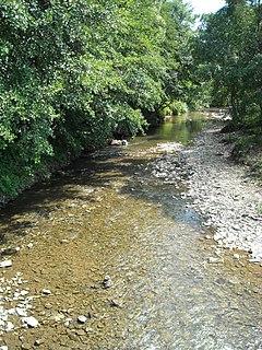 Geoagiu River (Hunedoara) river in Romania