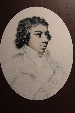 George Bridgetower - George Bridgetower by Henry Edridge, 1790