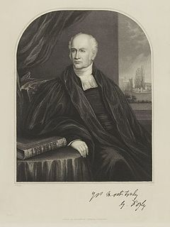 George DOyly English cleric and academic, theologian and biographer
