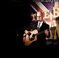 George Hrab in Stockholm at Big Ben stand up club during Golden Ticket Tour.jpg