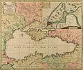 George Matthäus Seutter. Nova Mappa Maris Nigri et Freti Constantinopolitani.jpg