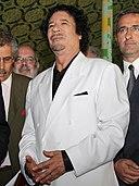 Muammar al-Gaddafi: Alter & Geburtstag