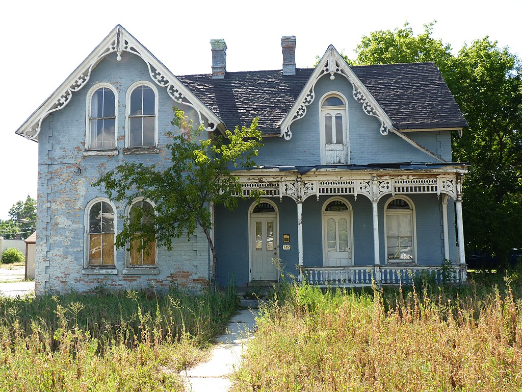 File George Taylor House Provo Wikimedia Commons