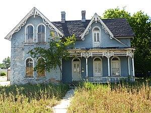 George Taylor Jr. House - George Taylor House