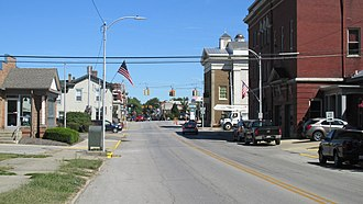 Georgetown, Ohio - Image: Georgetown Ohio 2