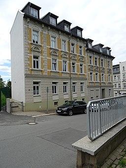 Schillerstraße in Gera