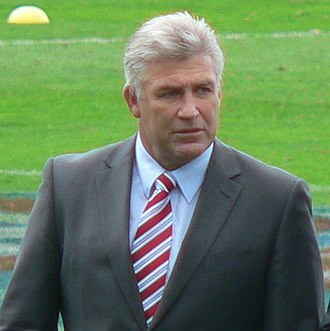 Gerard Healy - Healy in July 2010