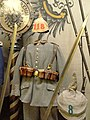 Germany infantry uniform August 1914 worn by soldier in 118th Infantry Regiment - National World War I Museum - Kansas City, MO - DSC07453.JPG