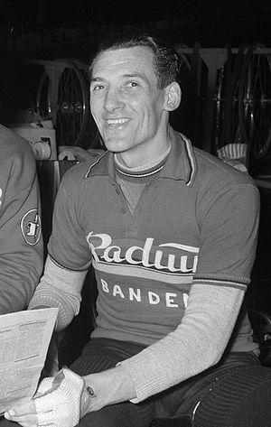 Gerrit Voorting - Gerrit Voorting in 1958