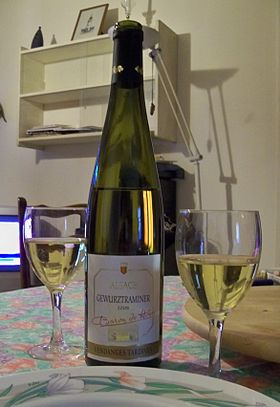 Image illustrative de l'article Gewurztraminer d'Alsace