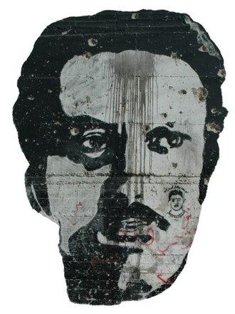Ghassan Kanafani - Ghassan Kanafani graffiti