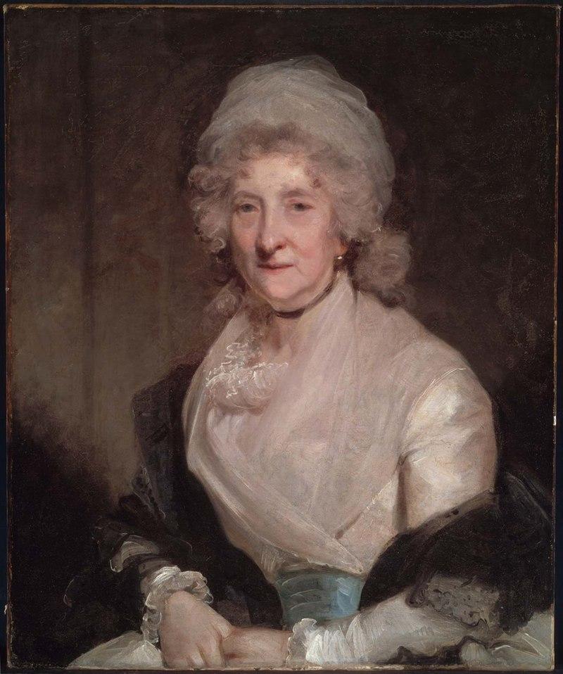 Гилберт Стюарт - Доркас, леди Блэквуд (Доркас Стивенсон), баронесса - 22.737 - Музей изящных искусств Arts.jpg