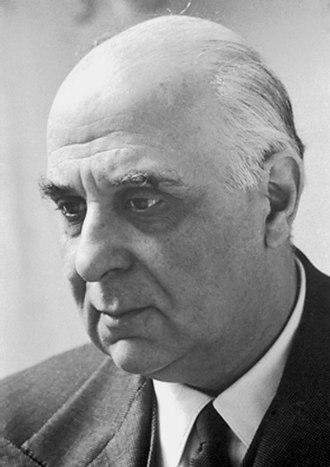 Giorgos Seferis - George Seferis in 1963