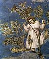 Giotto di Bondone - No. 26 Scenes from the Life of Christ - 10. Entry into Jerusalem (detail) - WGA09208.jpg