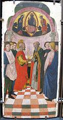 Saint Joseph et les prétendants