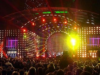 Gipsy Kings - 2007 concert in Brussels, Belgium
