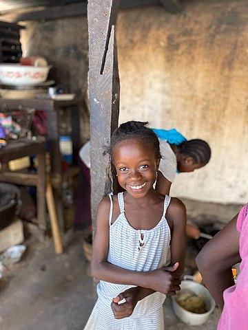 Girls gambia Meet women