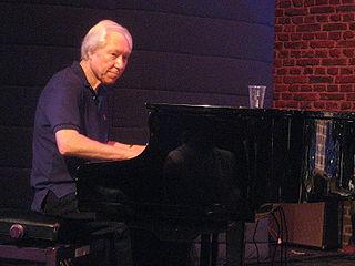 Glen Hardin American piano player and arranger