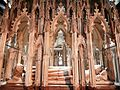 Gloucester Cathedral - Edward II's Tomb.JPG