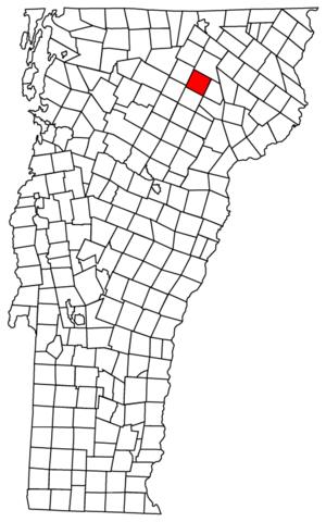 Glover, Vermont - Image: Glover vt highlight