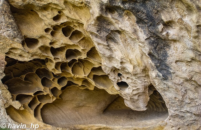 File:Gobustan State Reserve rocks look like Arizona.jpg