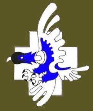 Polish 151st Fighter Escadrille - Emblem of the 151st Fighter Escadrille