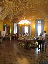 Golden Drawing Room, Winter Palace, St Petersburg, Russia (Hermitage Museum) 1730 ZM (5).JPG