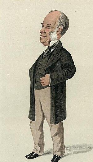 Melchiorre Delfico (caricaturist) - Image: Goldney 1872