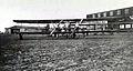 Gotha G.IX reconnaissance aircraft front view c1918.jpg