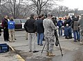 Gov. Dayton visits Moorhead to view flood preparations 110409-A-MX753-001.jpg