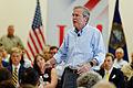 Governor of Florida Jeb Bush at TurboCam, Barrington, New Hampshire on August 50th by Michael Vadon.jpg