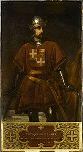 Foulques de Villaret Grand Master of the Knights Hospitaller