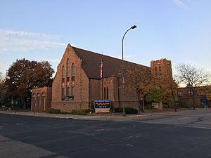 South St. Paul, Minnesota - Grace Lutheran Church