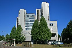 Graduate School of Science and Faculty of Science, Tohoku University 2010-06-25.JPG