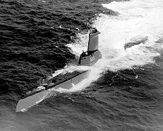 USS <i>Grampus</i> (SS-523)