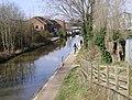 Grand Union Canal, Warwick, at Bridge 48 - geograph.org.uk - 1205340.jpg
