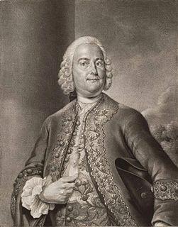 Carl Heinrich Graun German composer and tenor singer