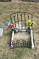 Grave adornment 01 - Glenwood Cemetery - 2014-09-19.jpg