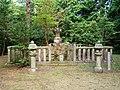 Grave of Kitabatake Tomoyuki.jpg