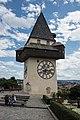 Grazer Uhrturm Torre del Reloj.jpg
