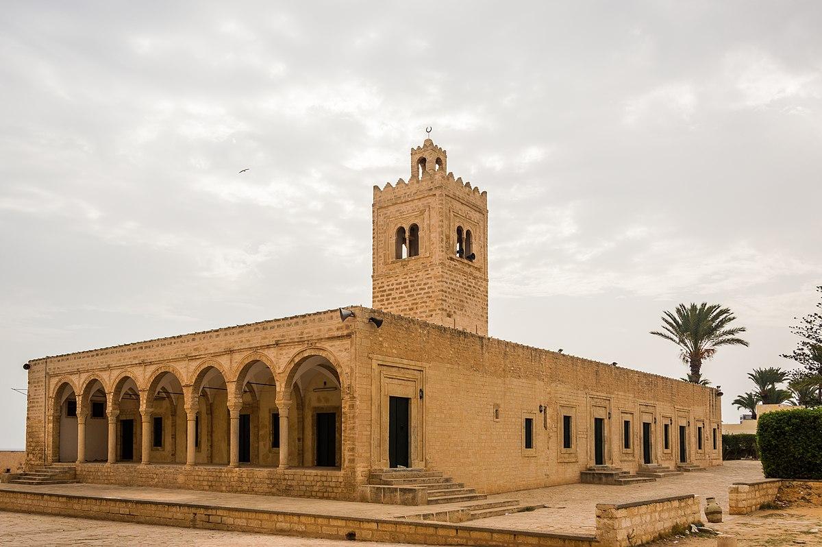 Great Mosque Of Monastir Wikipedia