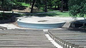 Greek Theatre (Baton Rouge) - Image: Greek Theatre (Baton Rouge, LA)