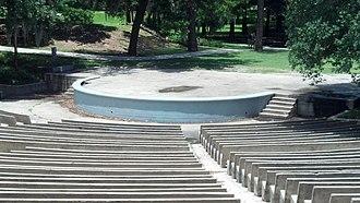 Greek Theatre (Baton Rouge) - Image: Greek Theatre (Baton Rouge, LA)