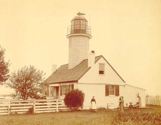 Greenbury Point Light lighthouse in Maryland, United States