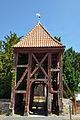 Griebenow, Glockenturm (2011-06-11) by Klugschnacker in Wikipedia.jpg